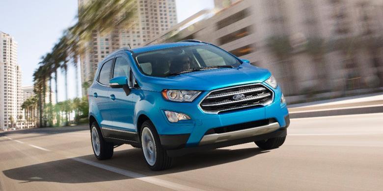 "Ford Siap Produksi EcoSport ""Facelift"" Tanpa Konde"