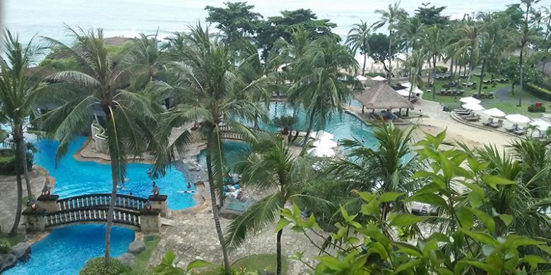 Menikmati Keindahan Nusa Dua Dari Hilton Bali Resort…