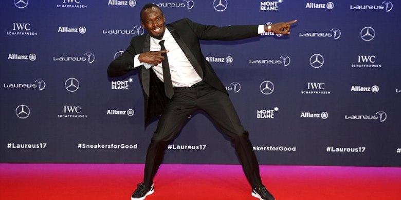 Bolt Ingin Pensiun Dan Jadi Pemain Sepak Bola
