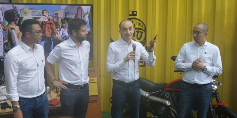 Bos Ducati: Terima Kasih Indonesia