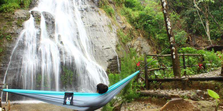 Merasakan Kesegaran Alam Purworejo, Curug Benowo Tempatnya