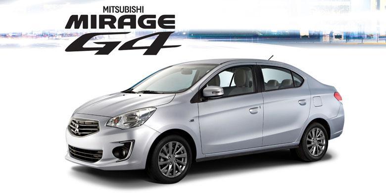 Mitsubishi Produksi Mirage Sedan Di Filipina