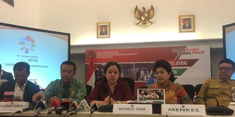 Arena Akuatik Asian Games Belum Dapat Rekomendasi OCA