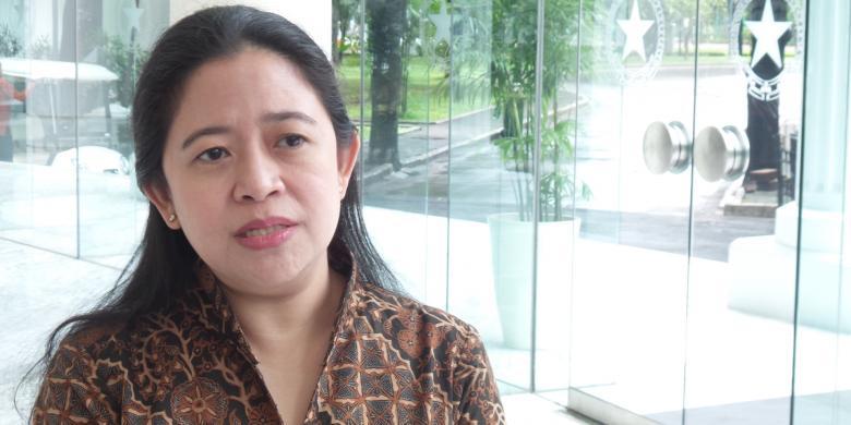 Temui Wapres, Puan Dan Menpora Laporkan Persiapan Asian Games 2018