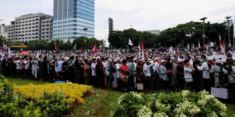 28.000 Personel Gabungan Disiagakan Untuk Amankan Aksi 212