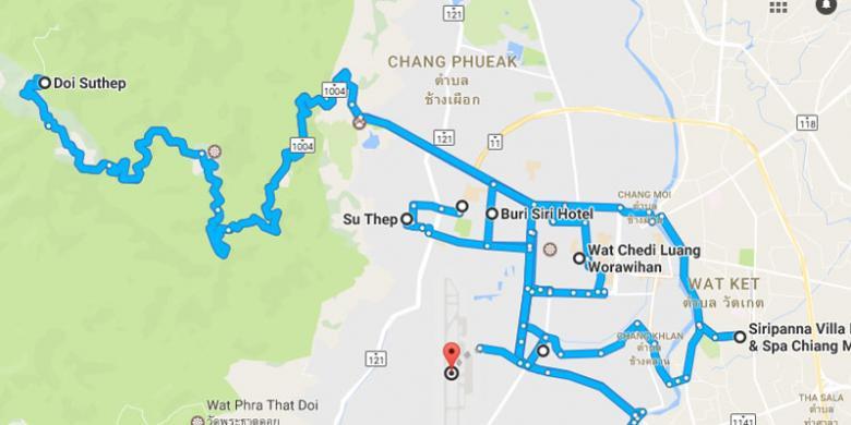 "7 Lokasi Bergaya ""Lanna"" yang Wajib Didatangi di Chiang Mai video viral info traveling info teknologi info seks info properti info kuliner info kesehatan foto viral berita ekonomi"