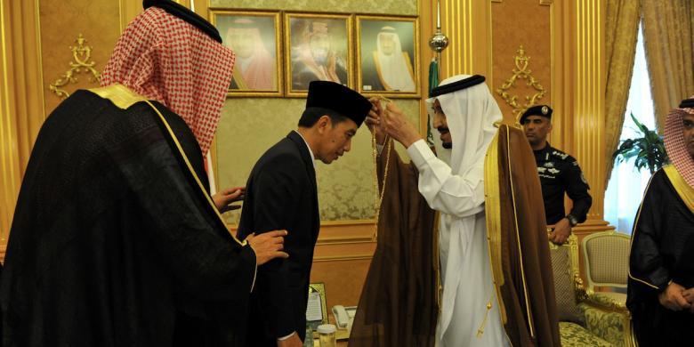 Jokowi, Raja Salman, Dan 16 Pangeran Akan Menanam Pohon
