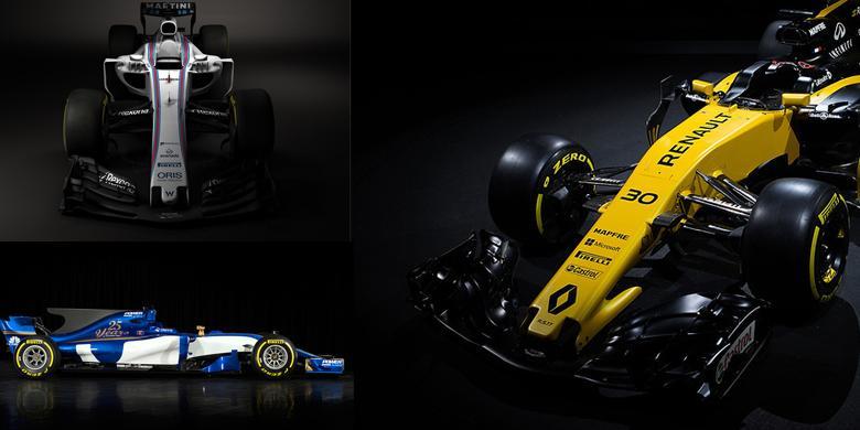 Parade Jet Darat Baru F1 2017