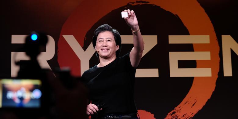 AMD Resmi Rilis Prosesor Ryzen, Punya Kinerja Tak Terduga