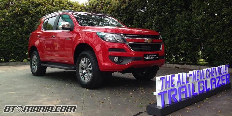 """GM Berharap Trailblazer Diperhitungkan Di """"SUV Medium"""""""