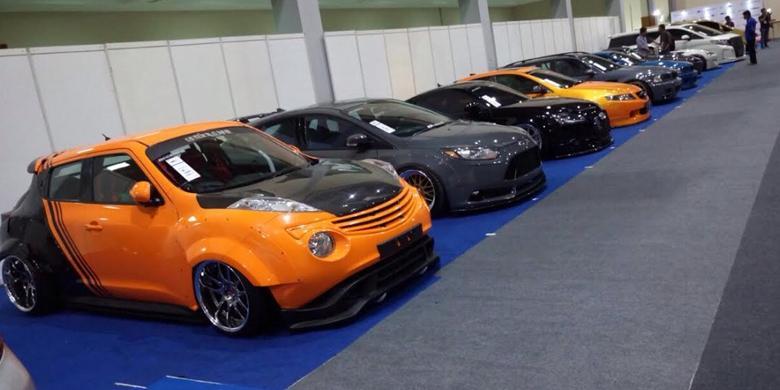 Pameran Industri Purna jual Otomotif AutoPro Resmi Dibuka