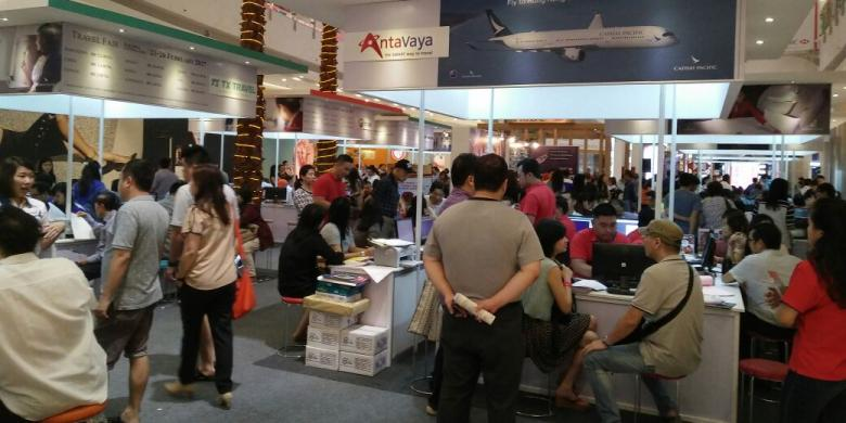 Catat, Aneka Promo Menarik Di Cathay Pacific Travel Fair 2017