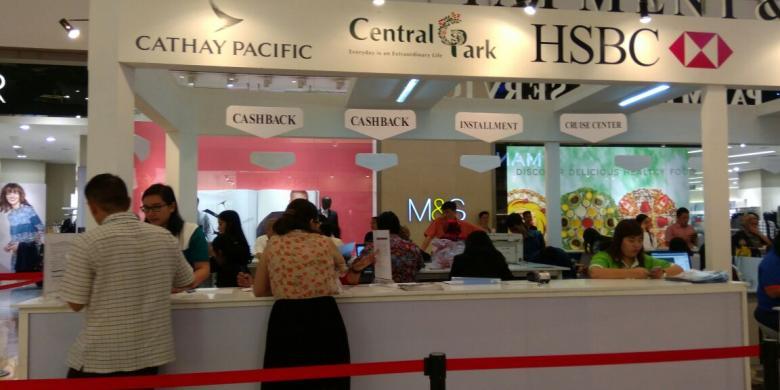 Cathay Pacific Travel Fair, Pengunjung Datang Sejak Pukul 05.00 Dini Hari