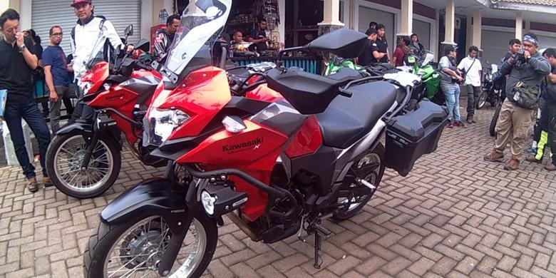 Kawasaki Versys X 250 Buat Alternatif Pemain Moge