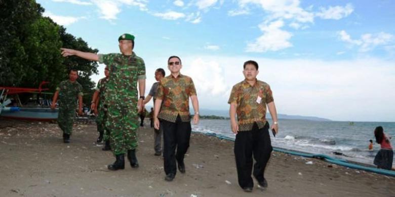 Pantai Khusus Perempuan Di Banyuwangi Mulai Digarap