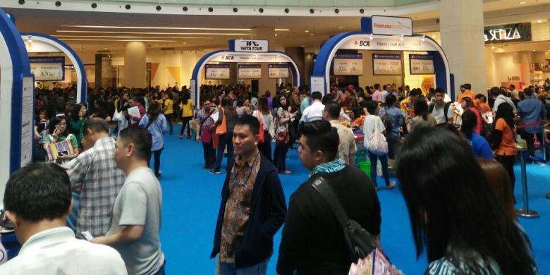 "Ini Syarat Dapat ""Cashback"" Rp 1,5 Juta Di Singapore Airlines-BCA Travel Fair"