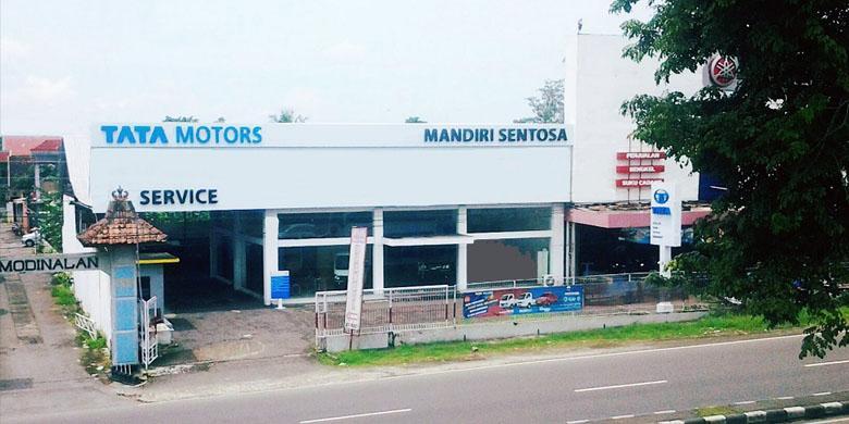 """Tata Motors Perkenalkan Tujuh """"Gerai Mini 3S"""""""