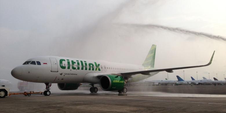 Tahun 2017, Citilink Akan Perbanyak Airbus 320 Neo