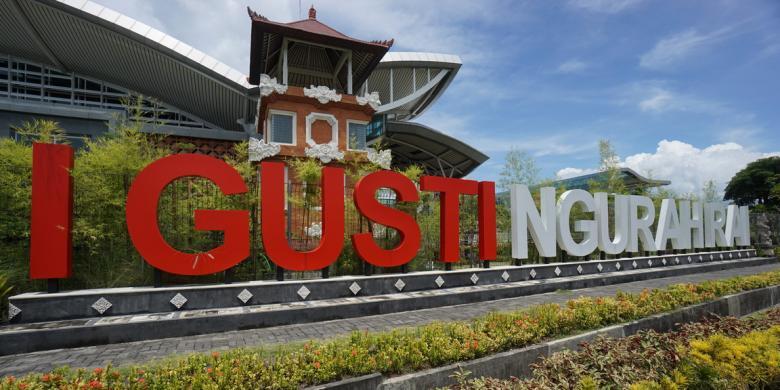 "Bandara I Gusti Ngurah Rai Raih ""The 3rd World Best Airport"""