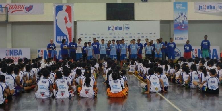 Jr NBA Indonesia Akan Berangkatkan 16 Pemain Ke NBA Experience