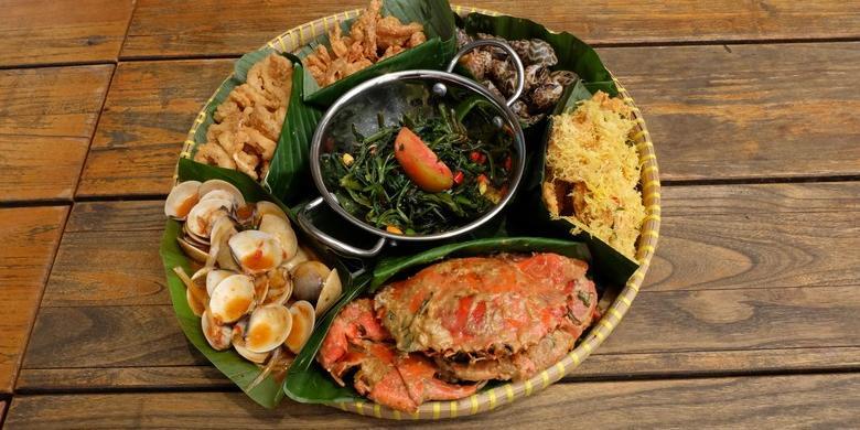 Makan Cantik Di Restoran Seafood Jakarta Utara