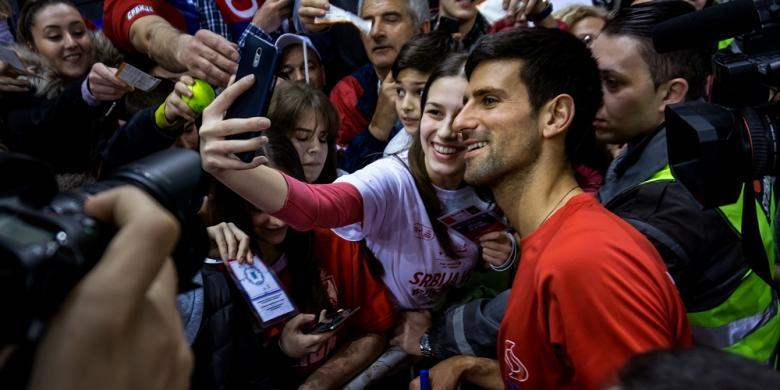 Novak Djokovic Siap Beraksi Lagi