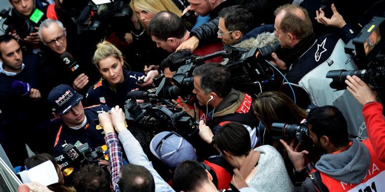 """Verstappen Bicara Soal Peluang Melakukan """"Overtake"""""""