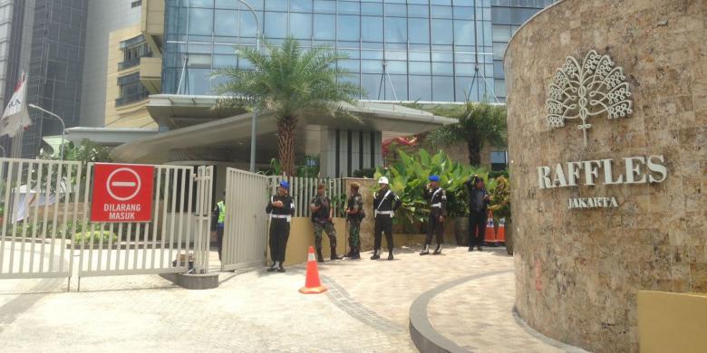 Mengintip Harga Kamar Raja Salman Menginap Di Jakarta