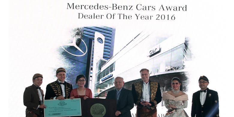 Daftar Diler Terbaik Mercedes-Benz Di Indonesia