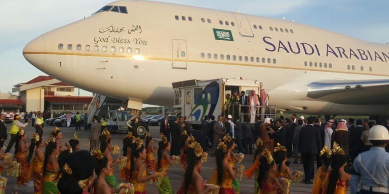 Menpar Arief Yahya Sapa Raja Salman Di Bali, Apa Balasannya?