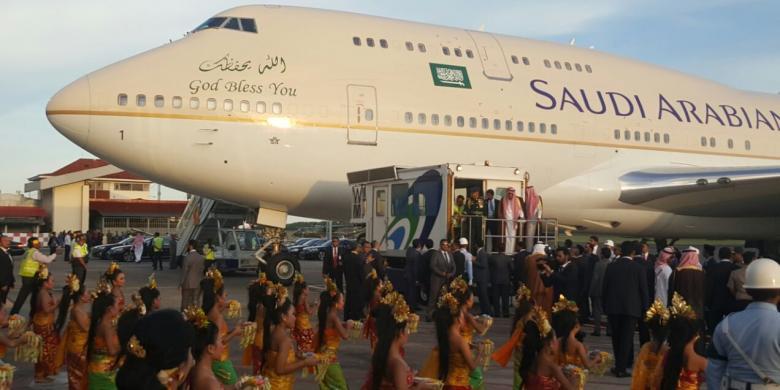 Apa Yang Dicari Raja Salman Saat Liburan Di Bali?