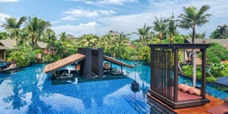 Mengulik Resor Mewah Tempat Menginap Raja Salman Di Bali