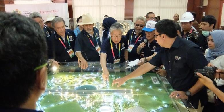 Syarat Pencairan Dana Asian Games 2018