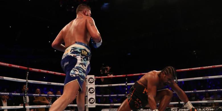 Kalah TKO, David Haye Disarankan Pensiun