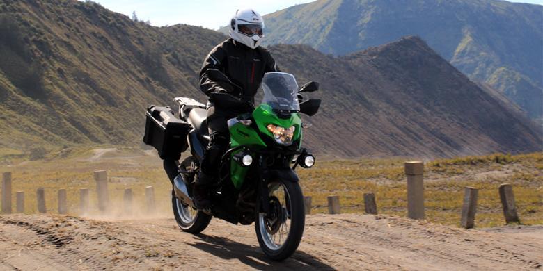 "Kawasaki Versys-X 250, Cocok Untuk ""Touring"" Santai"