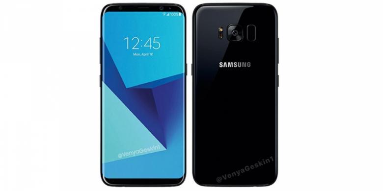 Galaxy S8 Bakal Bisa Kenali Wajah?
