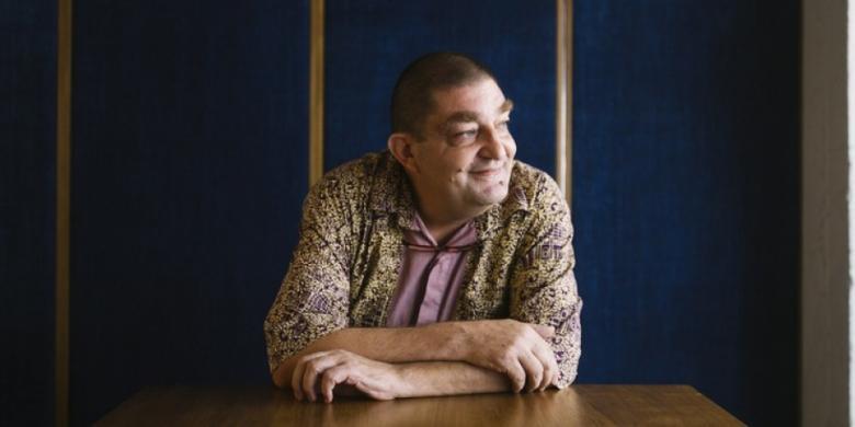 Antoine Audran, Koki Perancis Yang Cinta Makanan Indonesia