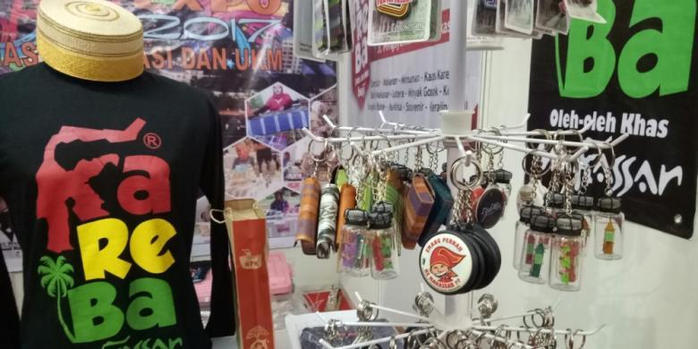 Kerajinan Makassar Hadir Di Bekasi Expo 2017