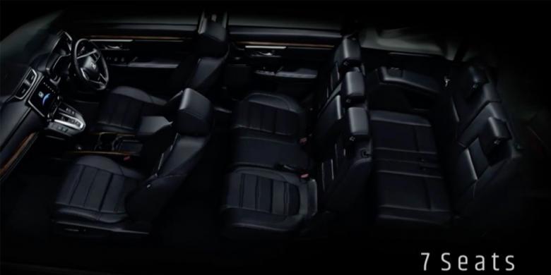 Honda CR-V 7 Penumpang Menggoda dari Thailand