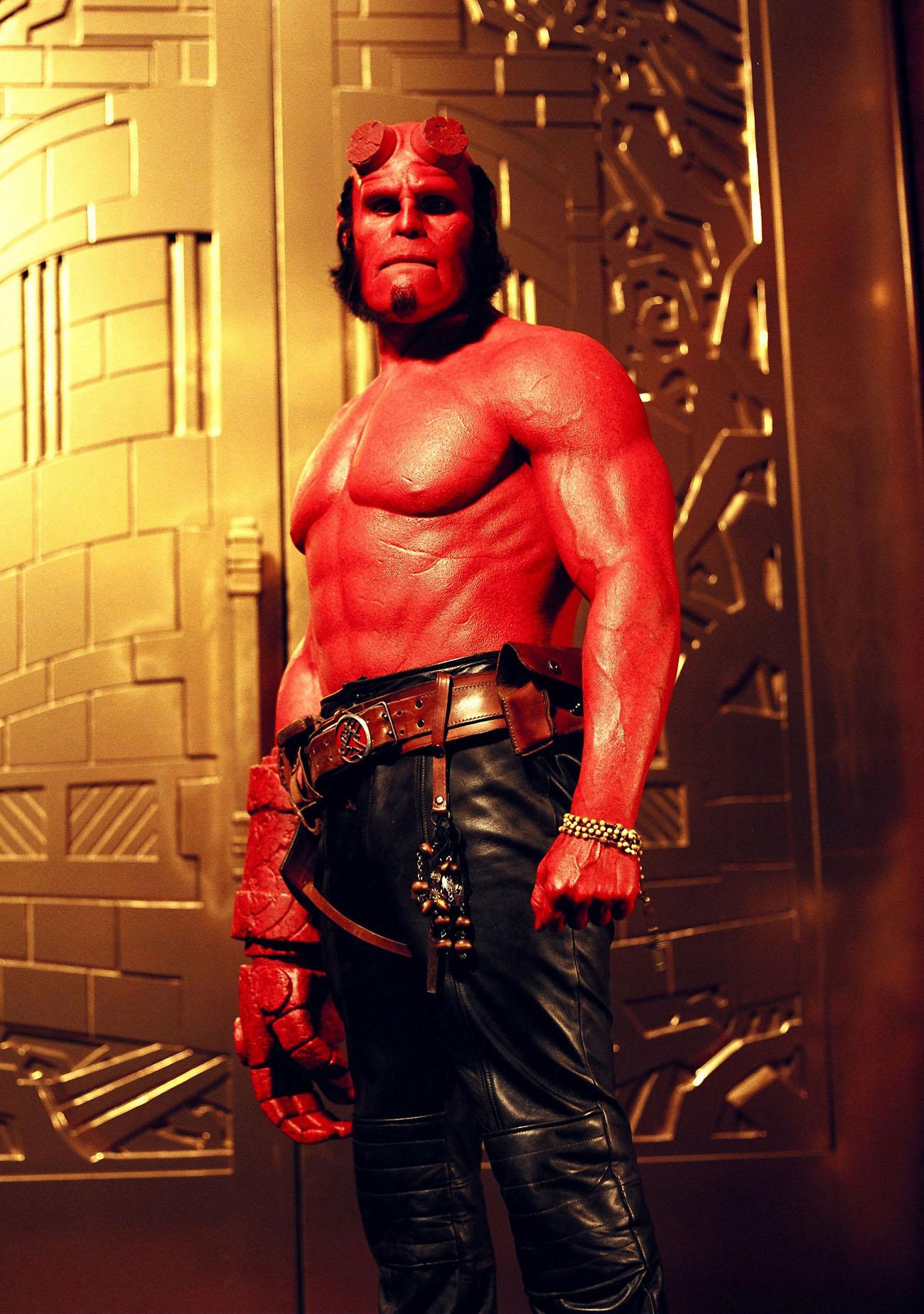 Hellboy versi Pearlman (ISTIMEWA)