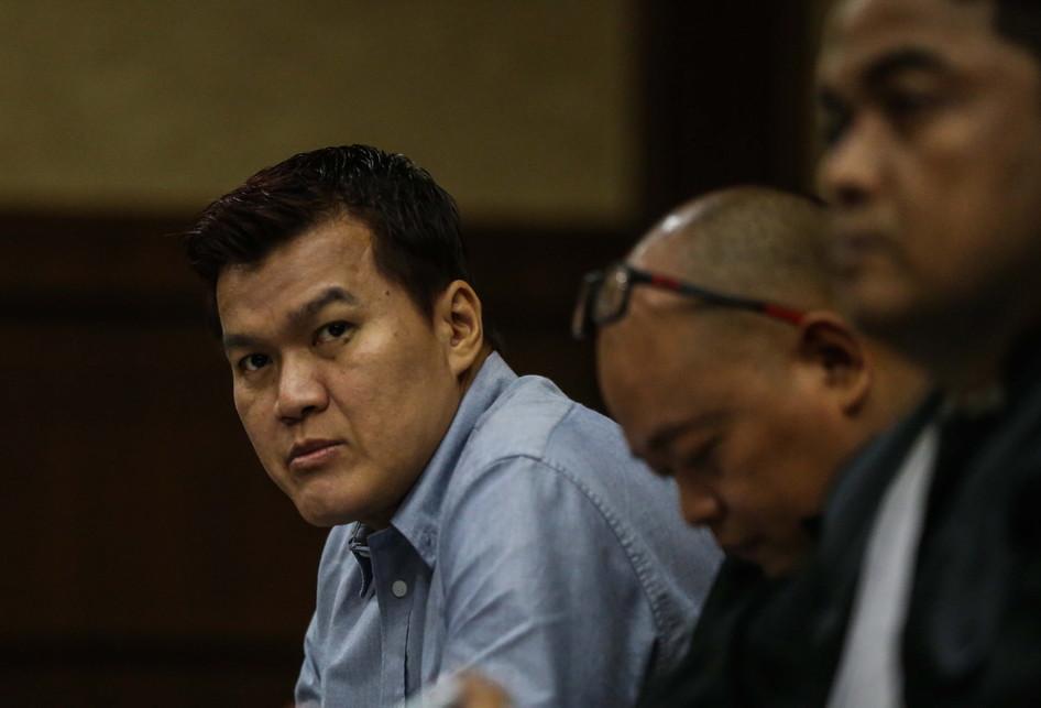 Andi Narogong Kasus Korupsi KTP Elektronik