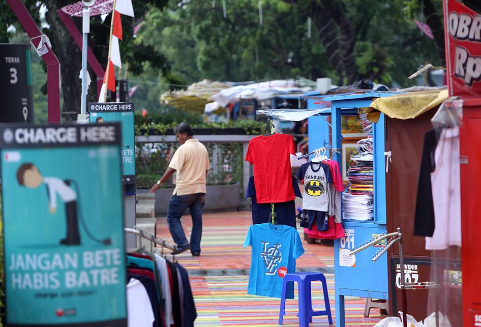 Teras Cihampelas di Bandung
