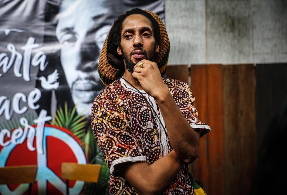 Julian Ricardo Marley