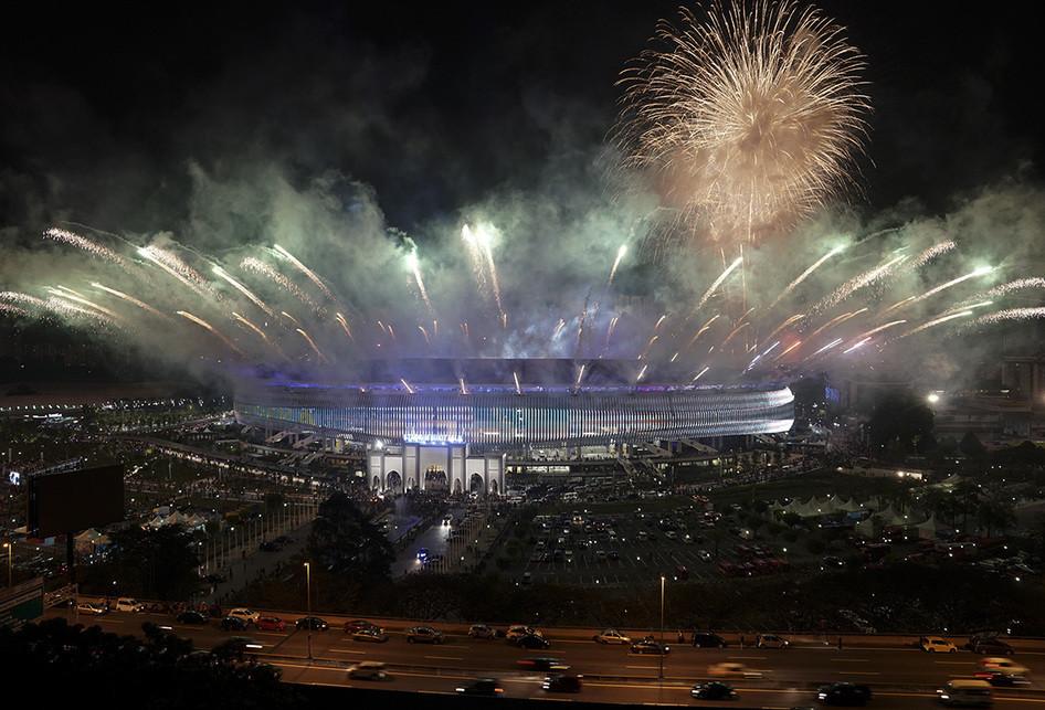 Upacara Penutupan Sea Games 2017