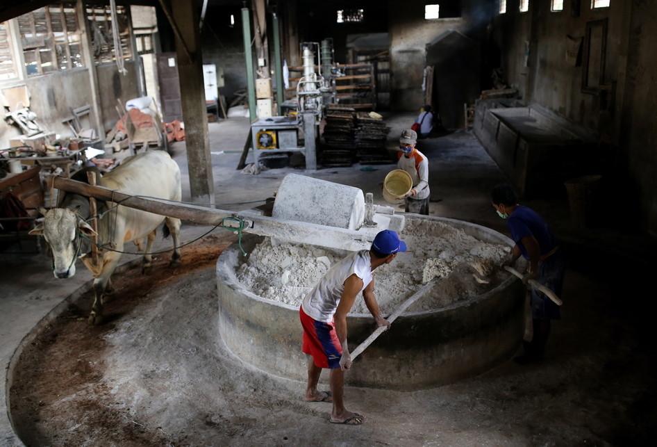 Pabrik Mi Lethek Tradisional Bantul Yogyakarta