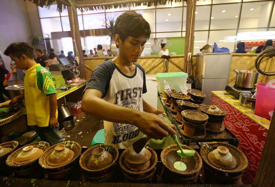 Festival Kuliner Serpong