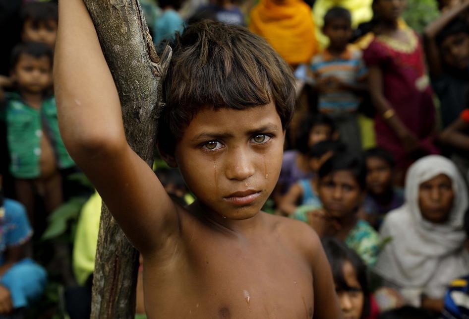 BANGLADESH-MYANMAR-UNREST-ROHINGYA-REFUGEE-ACCIDENT