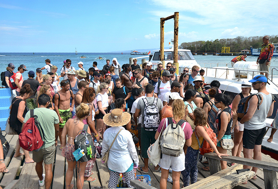 Industri Pariwisata di Bali Tak Terganggu
