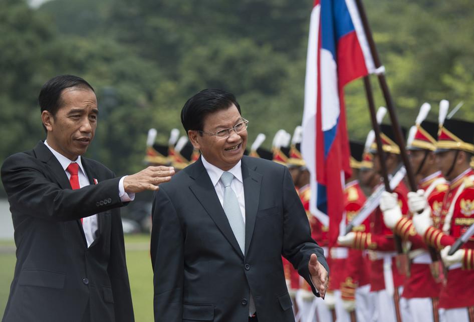 Kunjungan Kenegaraan Laos