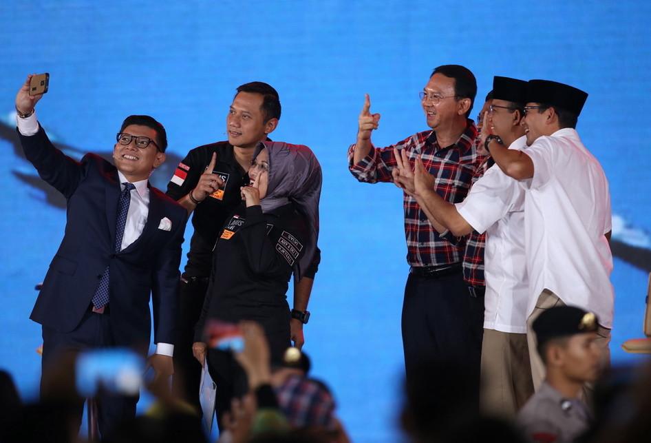 Debat Ketiga Cagub-cawagub DKI Jakarta 2017